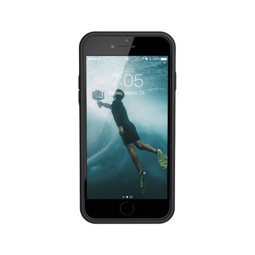 op lung iphone se 2020 uag biodegradable outback black6 bengovn