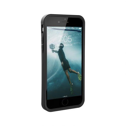 op lung iphone se 2020 uag biodegradable outback black7 bengovn