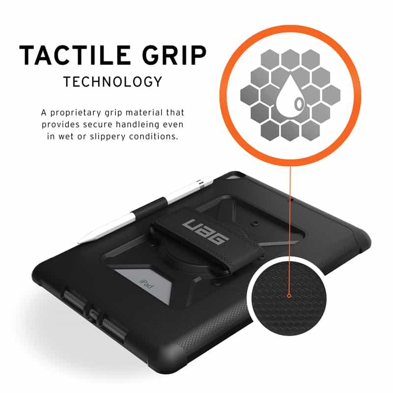 Op lung iPad 10 2 7th Gen UAG Metropolis With Handstrap 10 bengovn