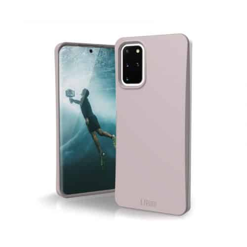 op lung samsung galaxy 20 plus uag biodegradable outblack lilac bengovn