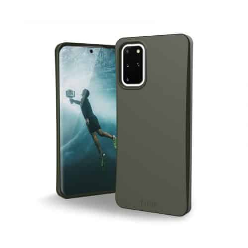 op lung samsung galaxy 20 plus uag biodegradable outblack olive bengovn