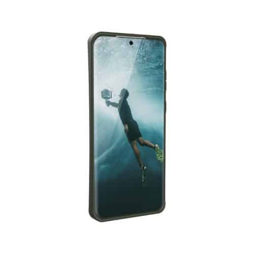 op lung samsung galaxy 20 plus uag biodegradable outblack olive2 bengovn