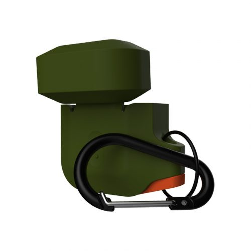 vo op airpods uag silicone rugged weatherproof olive drab3 bengovn