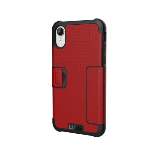op lung iPhone XR UAG Metropolis Series Magma 02 bengovn