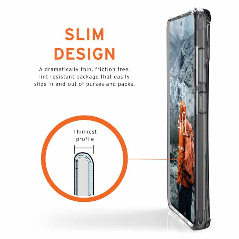Op lung Samsung Galaxy A51 2019 UAG Plyo TIKI 09 bengovn