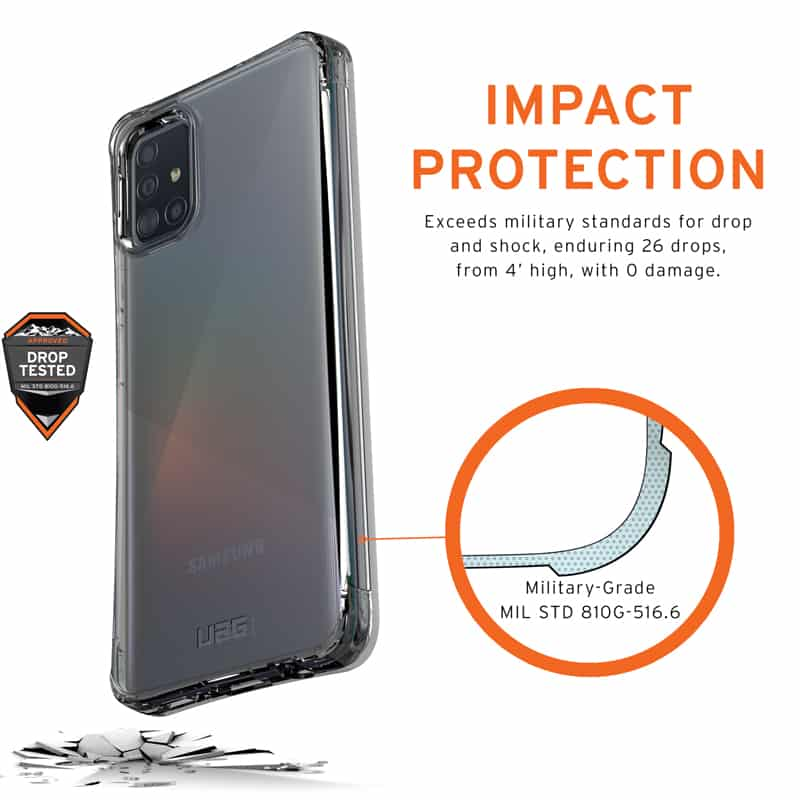 Op lung Samsung Galaxy A51 2019 UAG Plyo TIKI 10 bengovn