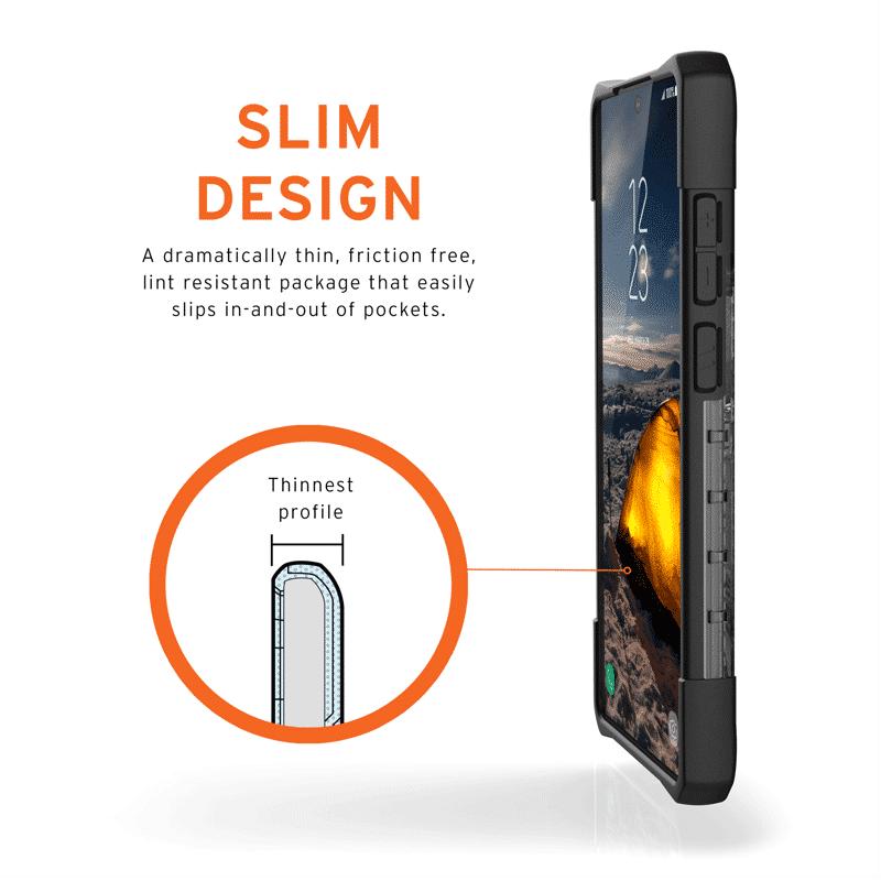 Op lung Samsung Galaxy Note 20 Ultra UAG Plasma Series 13 bengovn