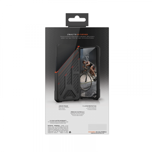 Op lung Samsung Galaxy Note 20 Ultra UAG Monarch Series 07 bengovn