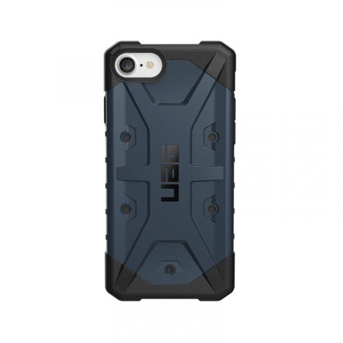 Op lung iPhone SE 2020 UAG Pathfinder Series mallard 02 bengovn