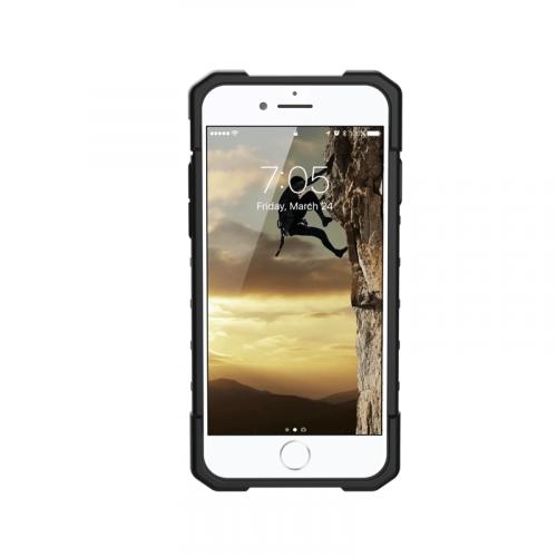 Op lung iPhone SE 2020 UAG Pathfinder Series mallard 04 bengovn