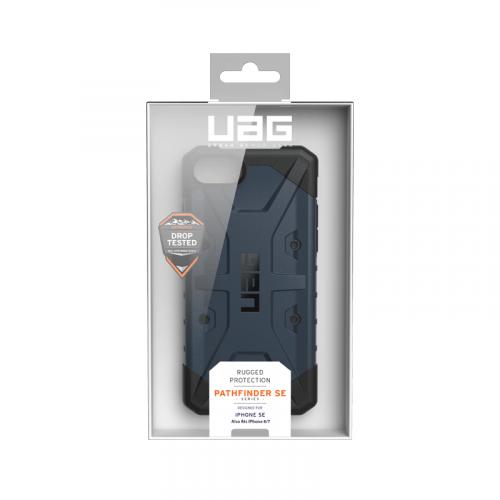 Op lung iPhone SE 2020 UAG Pathfinder Series mallard 07 bengovn