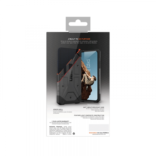 Op lung iPhone SE 2020 UAG Pathfinder Series mallard 08 bengovn