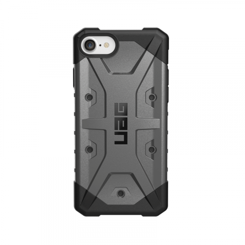 Op lung iPhone SE 2020 UAG Pathfinder Series Silver 10 bengovn