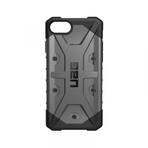 Op lung iPhone SE 2020 UAG Pathfinder Series Silver 11 bengovn