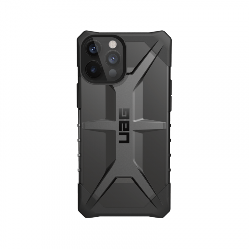 Op lung iPhone 12 Pro Max UAG Plasma Series ash 01 Bengovn