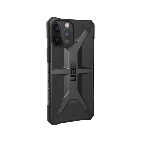 Op lung iPhone 12 Pro Max UAG Plasma Series ash 02 Bengovn