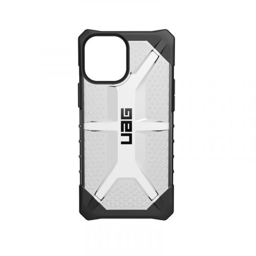 Op lung iPhone 12 Pro Max UAG Plasma Series ash 04 Bengovn