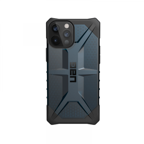 Op lung iPhone 12 Pro Max UAG Plasma Series blue 11 Bengovn