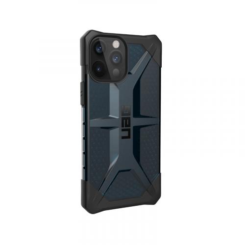 Op lung iPhone 12 Pro Max UAG Plasma Series ice 12 Bengovn