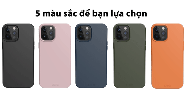 Op lung iPhone 12 Pro Max UAG Biodegradable Outback Series 27 Bengovn