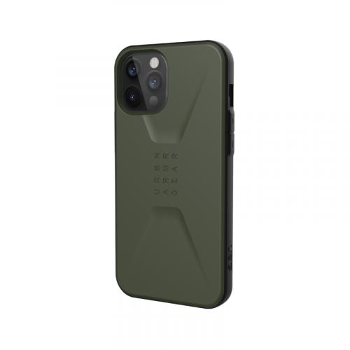 Op lung iPhone 12 12 Pro UAG Civilian Series 16 Bengovn