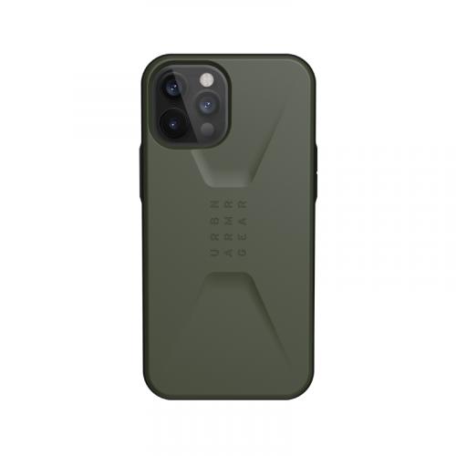 Op lung iPhone 12 12 Pro UAG Civilian Series 17 Bengovn