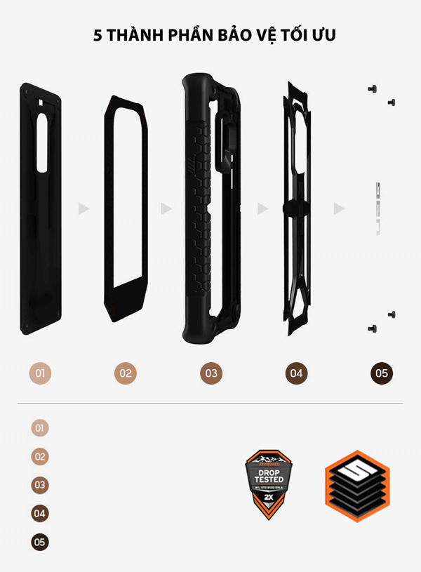 Op lung iPhone 12 12 Pro UAG Monarch Series 21 bengovn