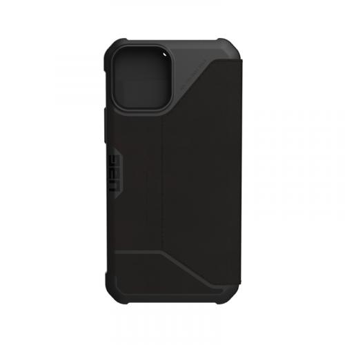 Bao da iPhone 12 12 Pro UAG Metropolis Series LTHR Black 10 bengovn