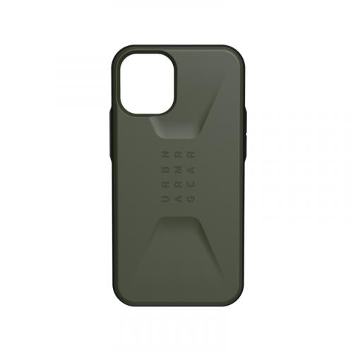 Op lung iPhone 12 Mini UAG Civilian Series 16 Bengovn