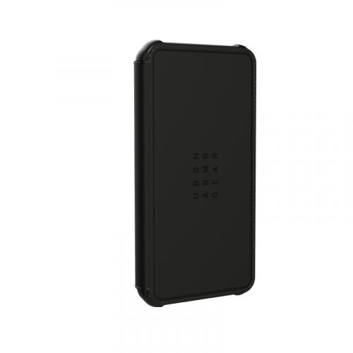 Bao da iPhone 12 Pro Max UAG Metropolis Series SATN Black 17 bengovn