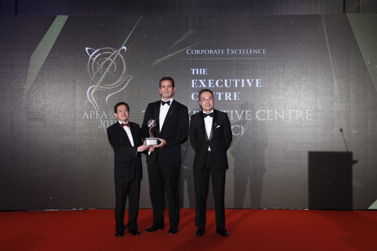APEA 2018 Awards Corporate Excellence Award
