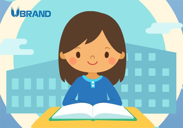 Rèn Luyện Cho Con Kỹ Năng Tự Học - UBrand