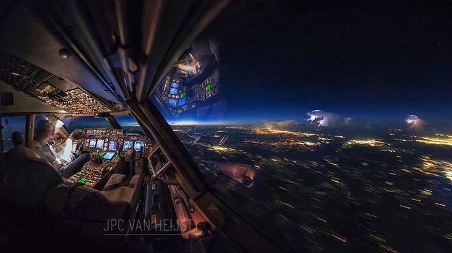 Chiêm ngưỡng Instagram của một phi công