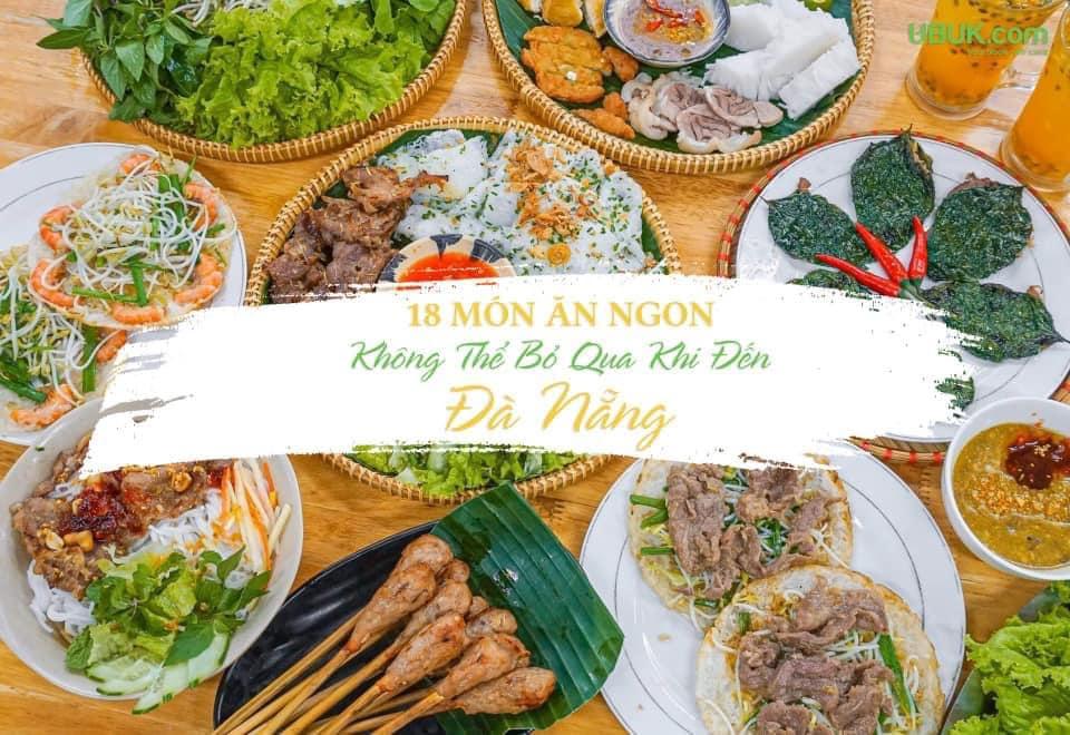 TOP 18 MÓN ĂN NGON KHÔNG THỂ BỎ QUA KHI ĐẾN ĐÀ NẴNG (PHẦN 3)