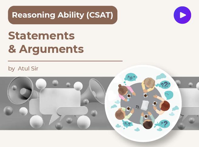 Statements & Arguments