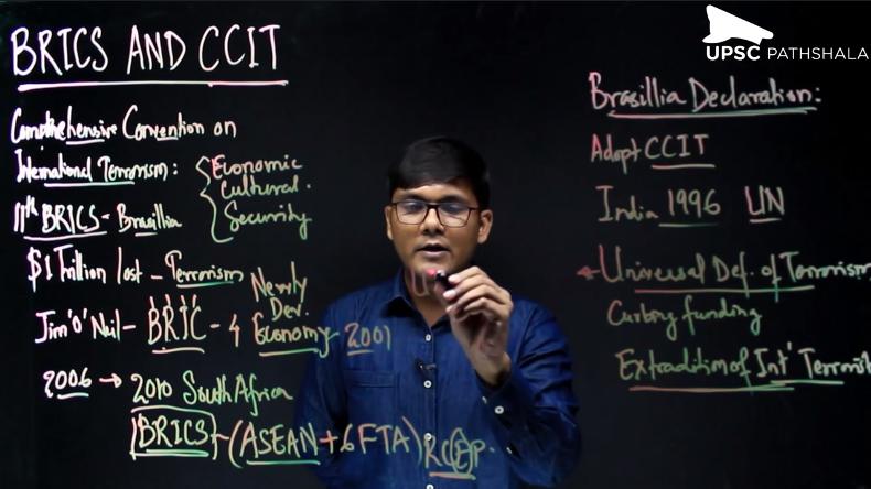 BRICS And CCIT
