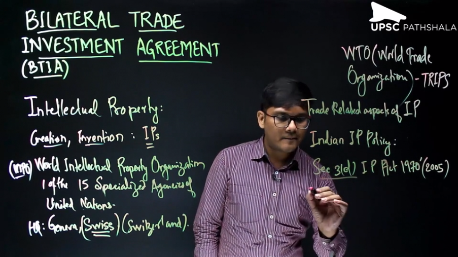 Bilateral Trade Investment Agreement