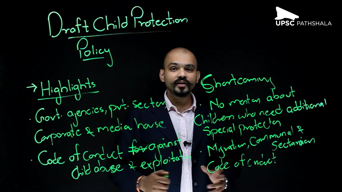 Draft Child Protection Policy