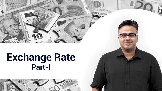 UPSC Economics Hindi - Exchange Rate (part - 1)