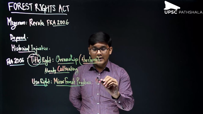 Forest Right Act