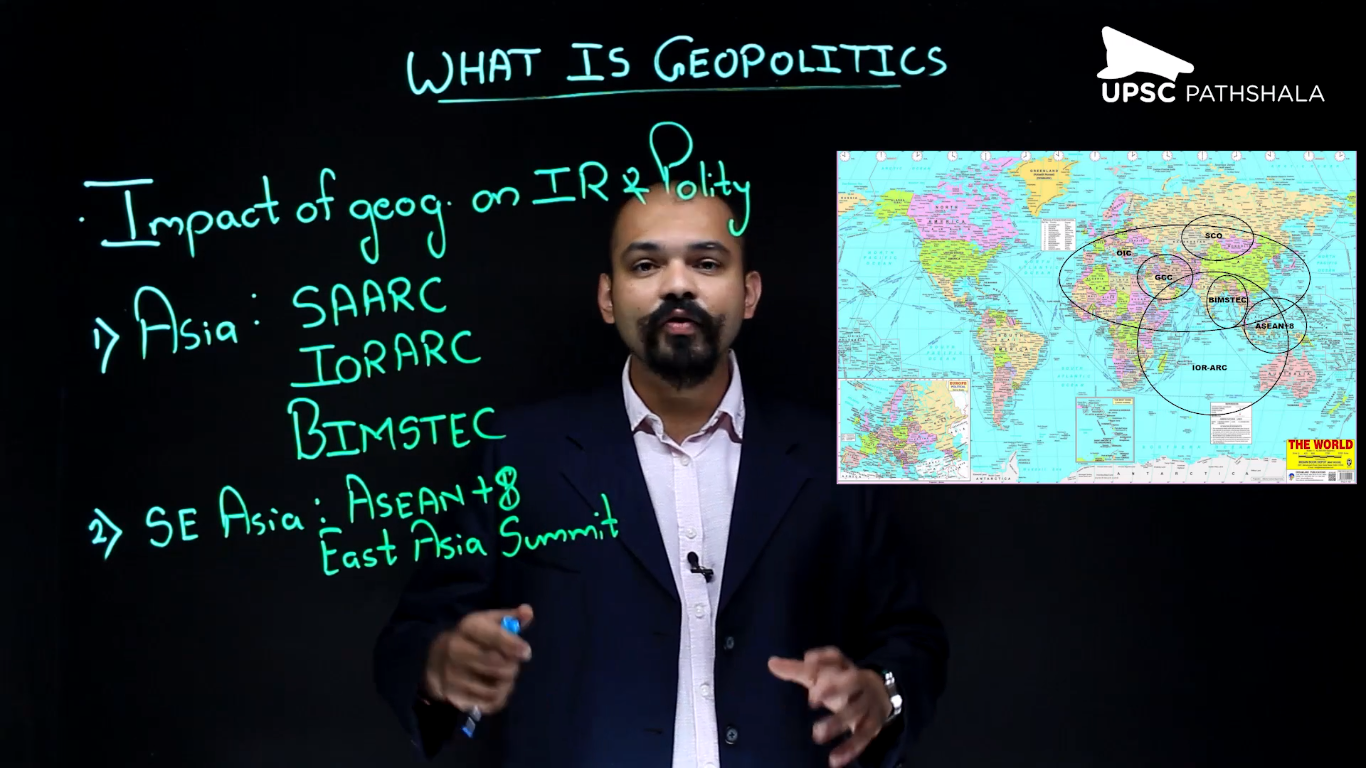 Geopolitics of International Organizations