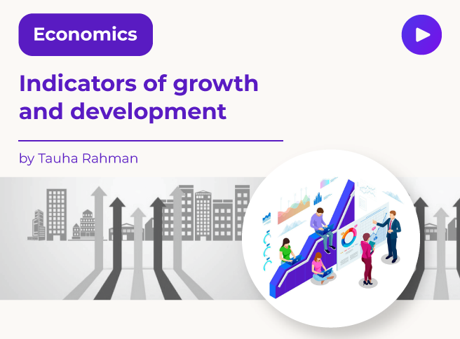 Indicators of growth and development
