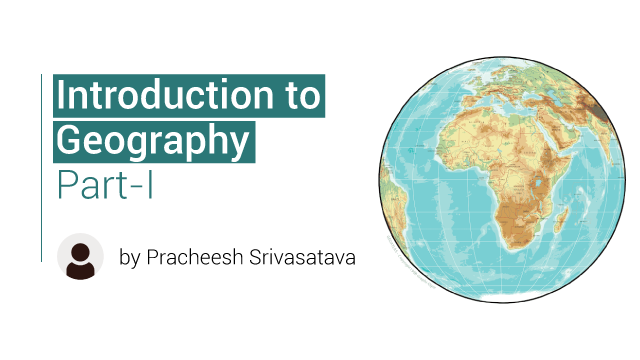Introduction to Geography Part 1