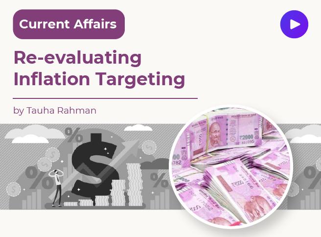 Re-evaluating Inflation Targeting