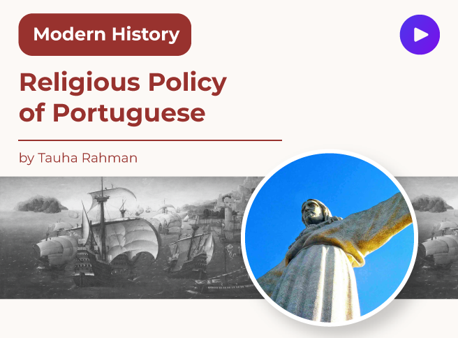 Religious Policy of Portuguese