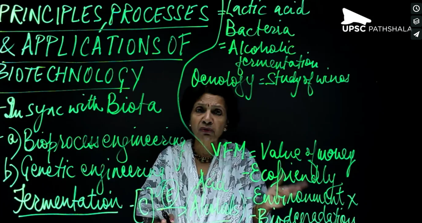 Principles Processes & Applications of Biotechnology (Part 1)