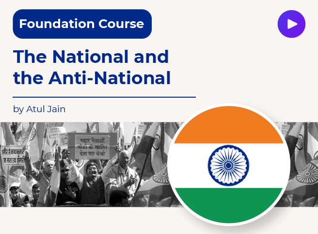 The National and the Anti-National