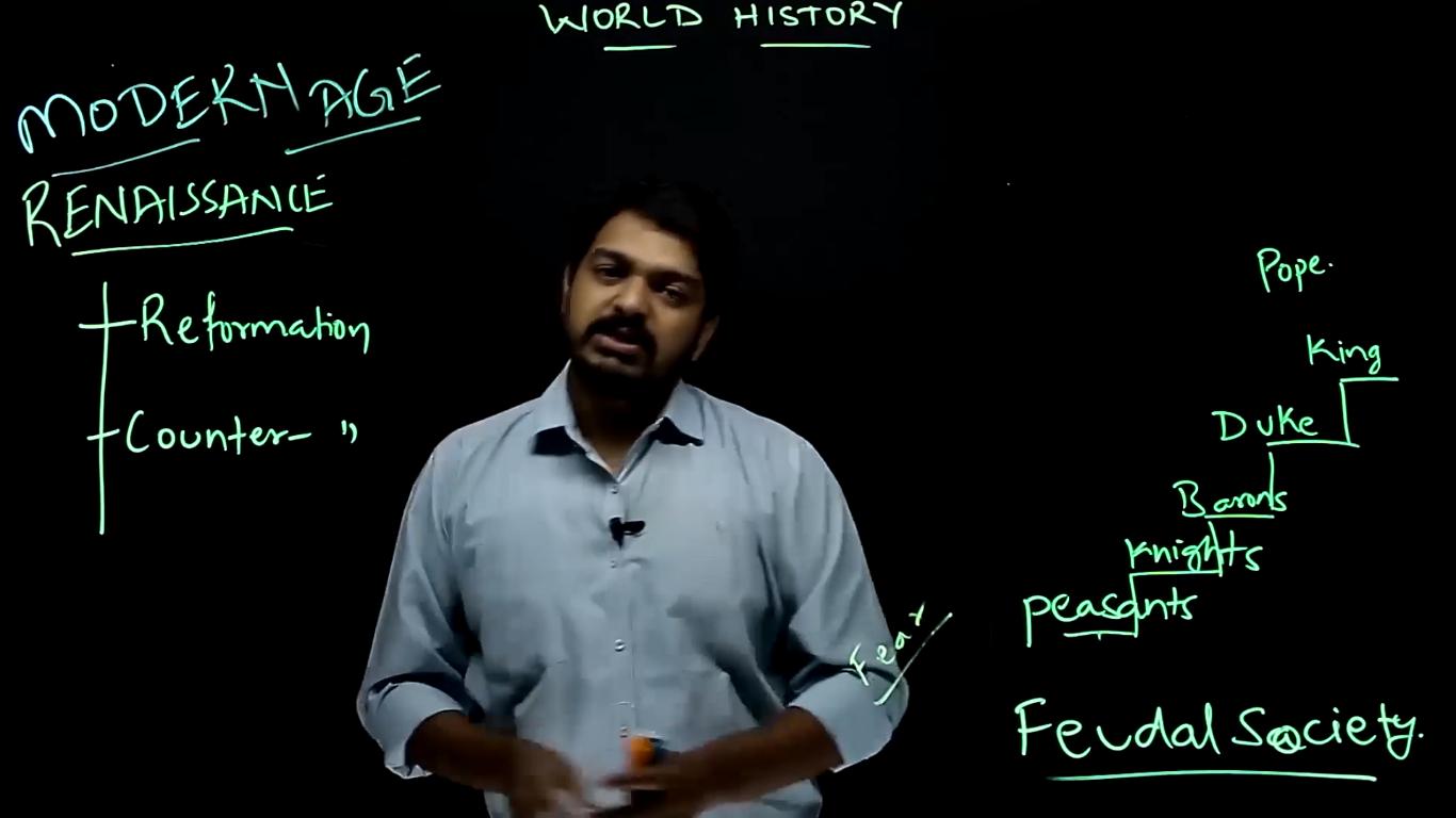 World History Renaissance Era (Part 1)