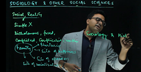Sociology and other Social Sciences Part 1