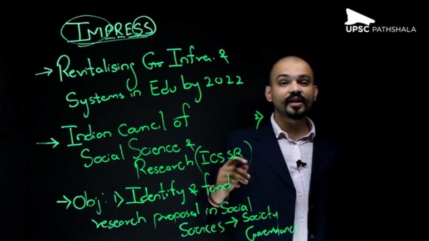 IMPRESS scheme